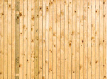 Wooden Fencing - Ecofence Cape