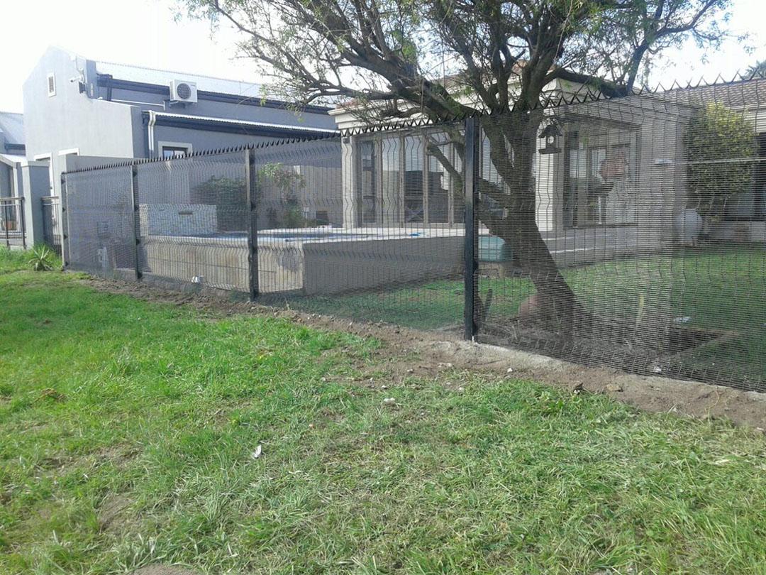 Clearvu Panels Ecofence Cape