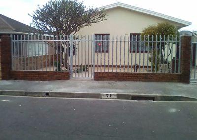 Orion Palisade Pedestrian Gate