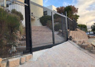 Betafence Betaview Driveway Gate