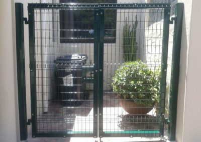 Double Leaf Nylofor Medium Gate
