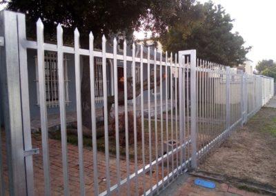 Orion Driveway Gate